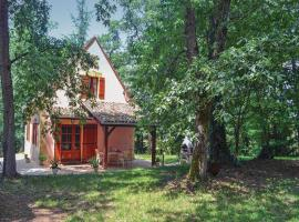 Holiday Home Gaugeac, Монпазье (рядом с городом Clairefont)