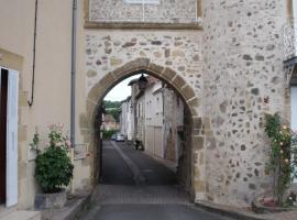The Old Fortification, Availles-Limouzine