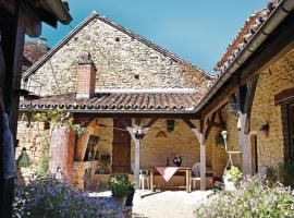Holiday Home St Pantaly D'Ans Dordogne, La Forge-d'Ans (рядом с городом Cubjac)