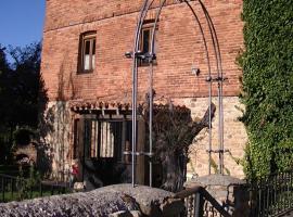 La Tila Casas Rurales, Roscales (рядом с городом Tarilonte)