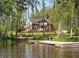 Four-Bedroom Holiday Home in Hangastemaa, Hangastenmaa (рядом с городом Inkarila)