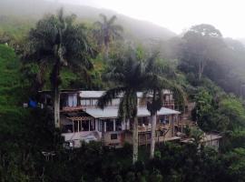 El Salto Ecolodge, Paraíso