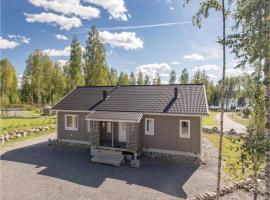Three-Bedroom Holiday Home in Kurtti, Kuortti (рядом с городом Salajärvi)