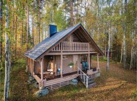 Studio Holiday Home in Mikkeli, Heinälahti (рядом с городом Inkarila)