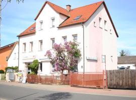 Ferienwohnung Wiederau, Pegau (Groitzsch yakınında)