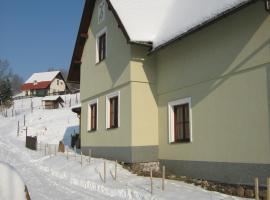 Holiday home Loukov I, Semily (Háje yakınında)
