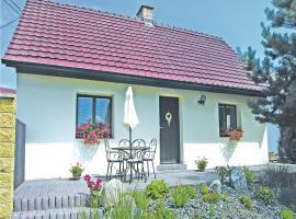 Holiday home Biluky, Žinkovy (Nepomuk yakınında)