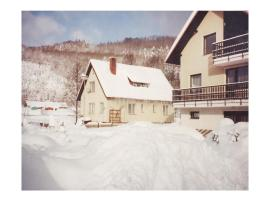 Apartment Jilemnice-Hrabacov, Jilemnice