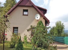 Holiday home Dolni Lanov with a Fireplace 371, Dolní Lánov