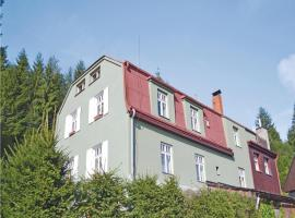 Holiday home Bedrichov-Hranicna 92 with Game Room, Bedřichov (Janov nad Nisou yakınında)