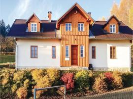 Holiday home Janov u/Vis EF-762, Bedřichov (Janov nad Nisou yakınında)