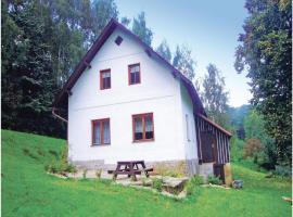 Holiday home Zlata Olesnice, Zlatá Olešnice (Rejdice yakınında)