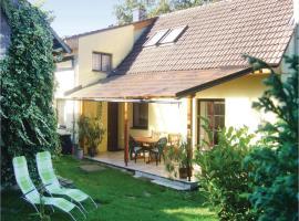Holiday Home Podhorany u Ronova with Fireplace IX, Podhořany