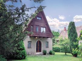 Holiday home Jestrebice Nr., Jestřebice (Kokořín yakınında)