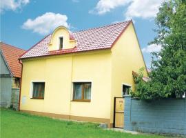 Holiday home Dobsice, Dobšice (Němčice yakınında)