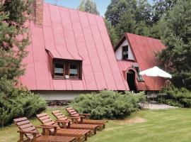 Holiday home Loukov III, Háje (Peřimov yakınında)