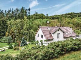 Holiday home Malovidy, Malovidy (Uhlířské Janovice yakınında)