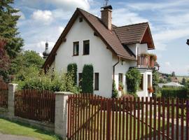 Holiday Home Bozkov with Fireplace 12, Bozkovska (Příkrý yakınında)