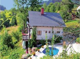 Holiday home Prosec Pod Jestedem, Šimonovice