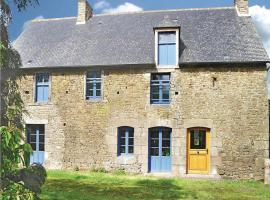 Holiday home Malabry, Saint-Pierre-de-Plesguen