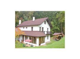 Holiday home Vitice, Vřesník (Lískovice yakınında)