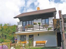 Holiday home Rabyne-Nedvezí, Netvořice (Krhanice yakınında)