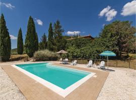 Holiday home Via di Val Serana, Tenaglie (Guardea yakınında)