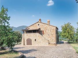 Casale Stabbione, Castel Viscardo (Torre Alfina yakınında)
