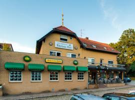 Hotel Fährhaus Ziehl, Geesthacht (Marschacht yakınında)