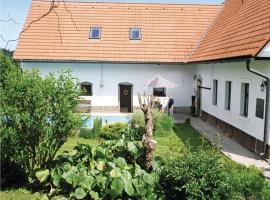 Holiday home Kostalov AB-751, Košťálov (Svojek yakınında)