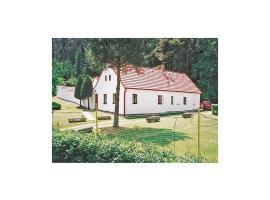 Holiday home Polzov, Polžov (Velešín yakınında)