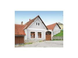 Holiday home Konopiste Vlachovo Brezi, Vlachovo Březí (Bohunice yakınında)