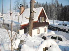 Holiday home Radvanice V Cechach I, Radvanice (Odolov yakınında)