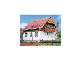 Holiday home Jindrichovice, Jindřichovice