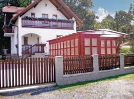 Holiday home Uboci, Úbočí