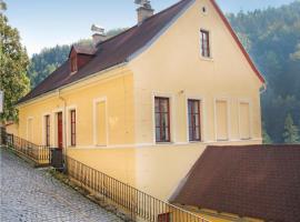 Holiday home Hradni, Loket (Nadlesí yakınında)