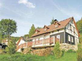 Holiday home Sklena, Kraslice (Obora yakınında)