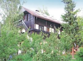 Apartment Potucnik II, Hynčice nad Moravou (Hanušovice yakınında)