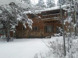 Yellowstone House, Victor