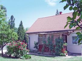 Holiday home Balatonboglár 8, Балатонлелле (рядом с городом Балатонбоглар)