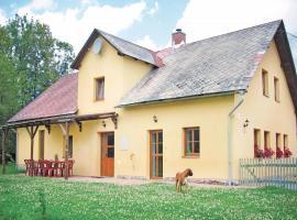 Holiday home Heroltice, Štíty (Cotkytle yakınında)