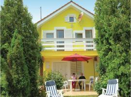Holiday home Becehegy-Balatongyörok, Balatongyörök
