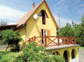 Holiday home Balatongyör *III *, Becehegy (рядом с городом Balatonederics)