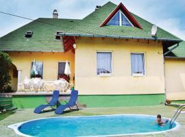 Holiday home Madach Utca-Balatonszemes