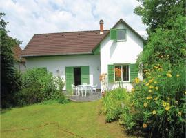 Holiday home Jókai Utca-Szántód, Сантод (рядом с городом Tisztviselőtelep)