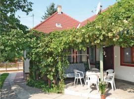 Holiday home Petöfi Sandor Utca-Siófok