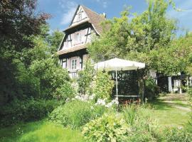 Holiday home Rue du Herrenberg, Birlenbach (рядом с городом Hunspach)