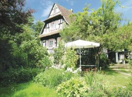 Holiday home Rue du Herrenberg, Birlenbach (рядом с городом Drachenbronn)