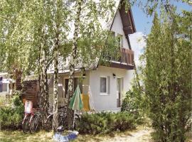 Holiday home Balatonmariafürdö *XVII *, Балатонкерестур (рядом с городом Балатонмарияфюрдо)