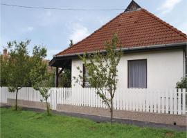 One-Bedroom Apartment in Zalavar, Zalavár (рядом с городом Zalaszabar)